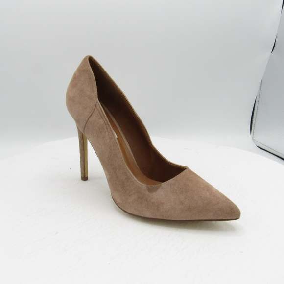 c97b06f7440 Steve Madden Pallass Size 7 Blush Stiletto Pumps